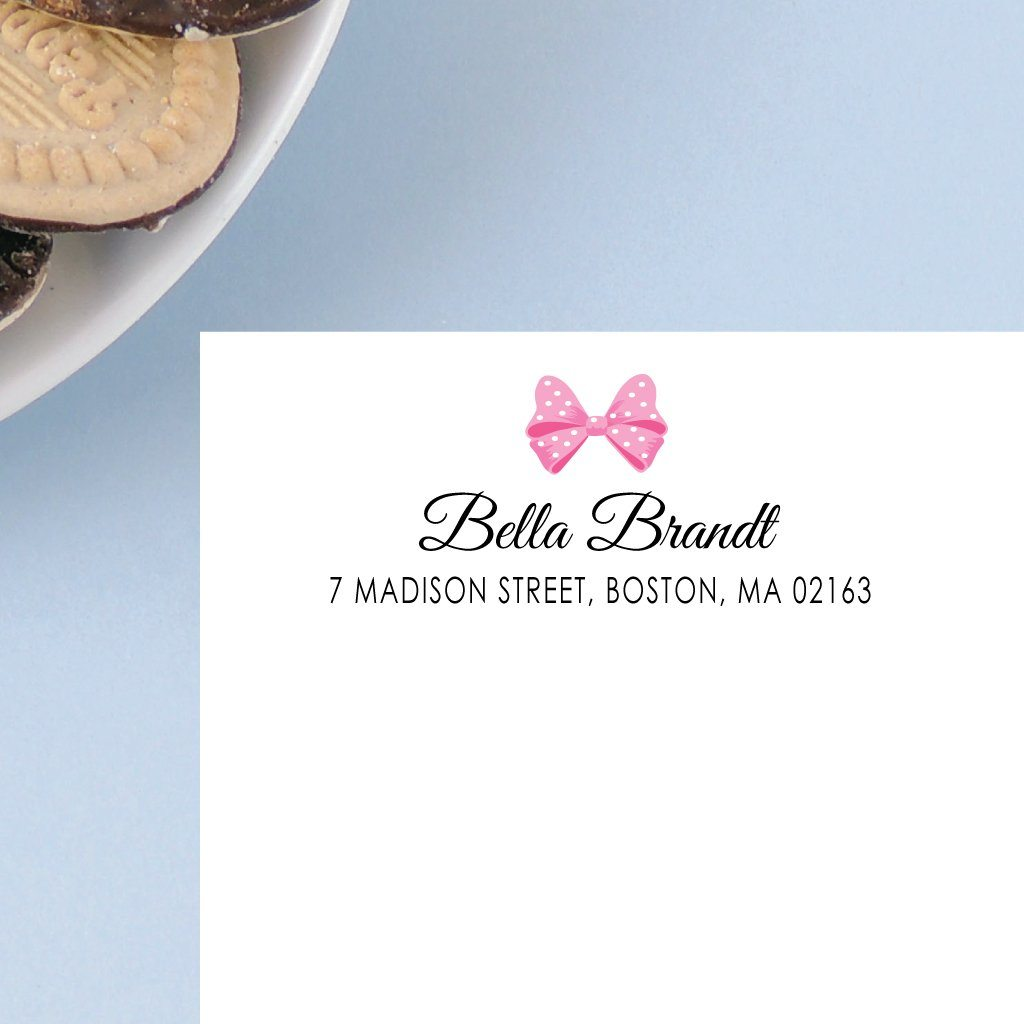 BOW ADDRESS LABELS