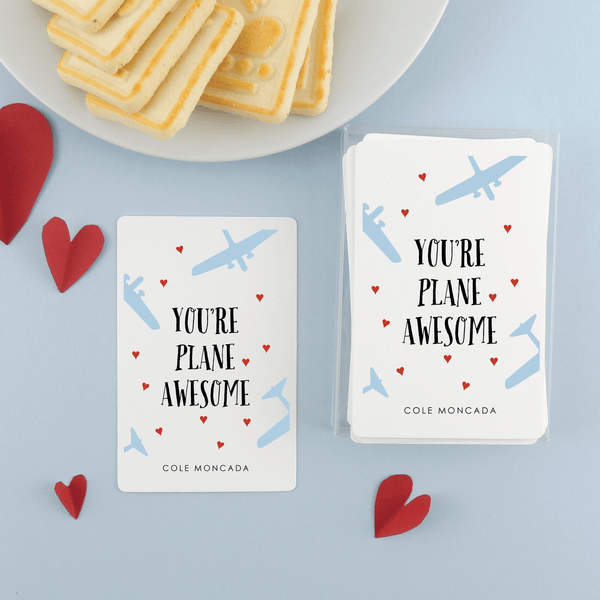 AIRPLANE VALENTINES
