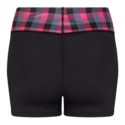 CETO Shorts Check Print