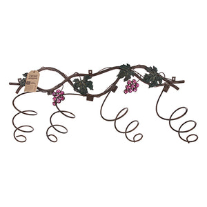 Grapevine Horizontal Wall Rack by Twine