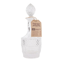 Load image into Gallery viewer, Chateau™ Crystal Vintage Decanter by Twine