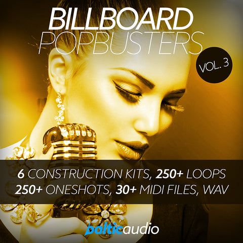 baltic audio Billboard Pop Busters Vol 3