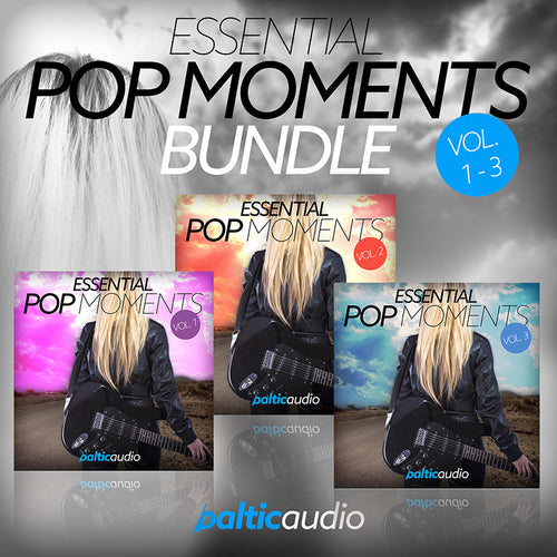 baltic audio Essential Pop Moments Bundle (Vols 1-3)