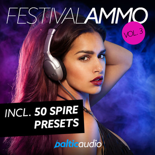 baltic audio Festival Ammo Vol 3