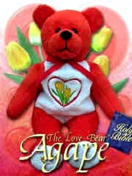 Agape The Love Holy Bear