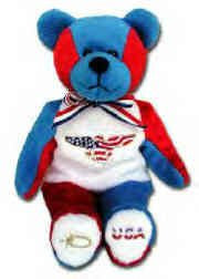 Allegiance 2 - God Bless America Bear