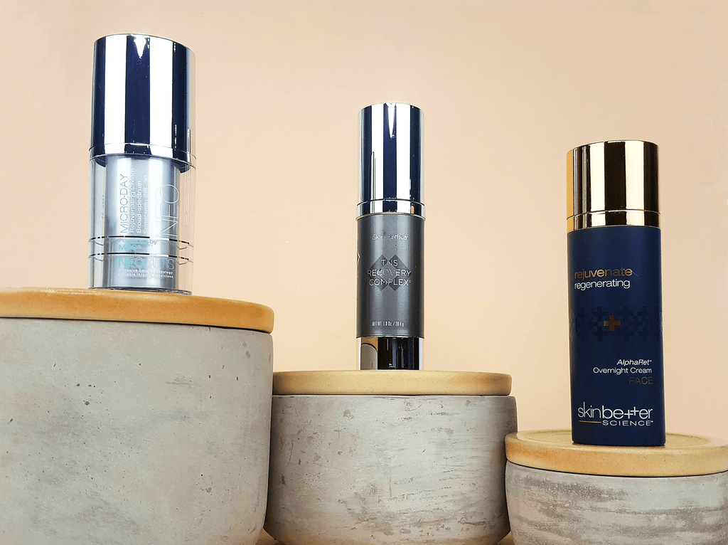 SkinMedica vs. Skinbetter Science vs. SkinCeuticals vs. Neocutis. Which Skincare Brand is Best?