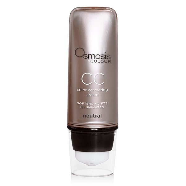 Osmosis CC Cream Bottle