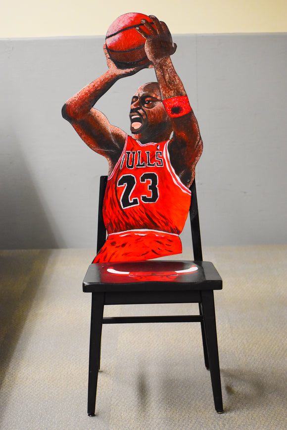 Michael Jordan Chair