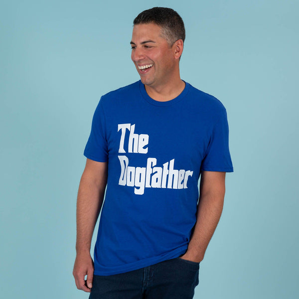T-shirt - The Dogfather T-Shirt