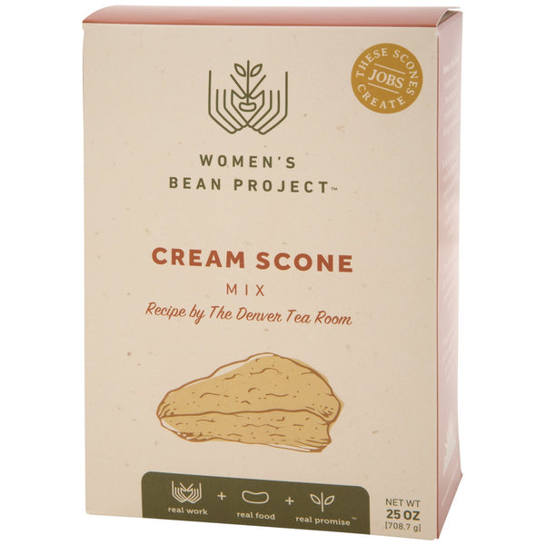 Women's Bean Project Cream Scone Mix