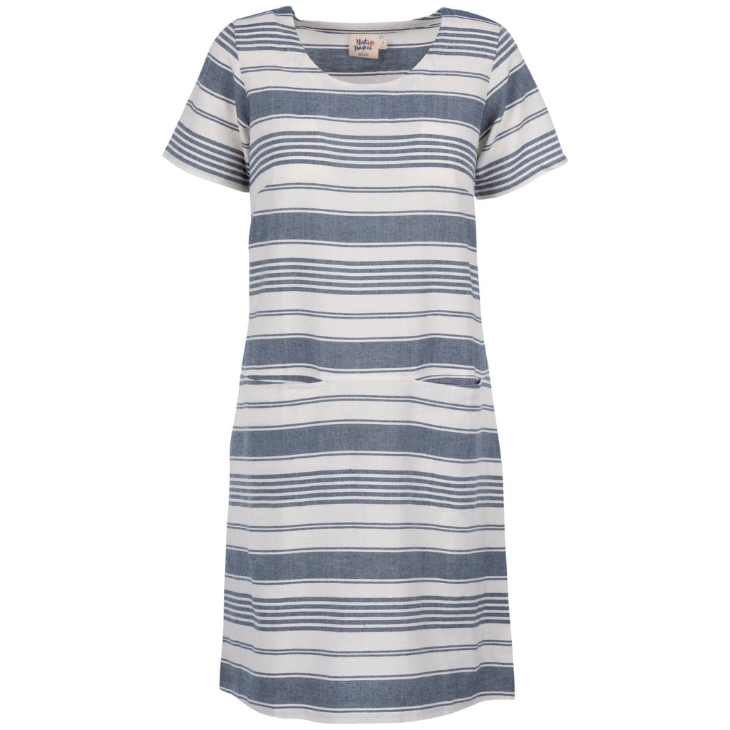 Belmore Striped Shift Dress