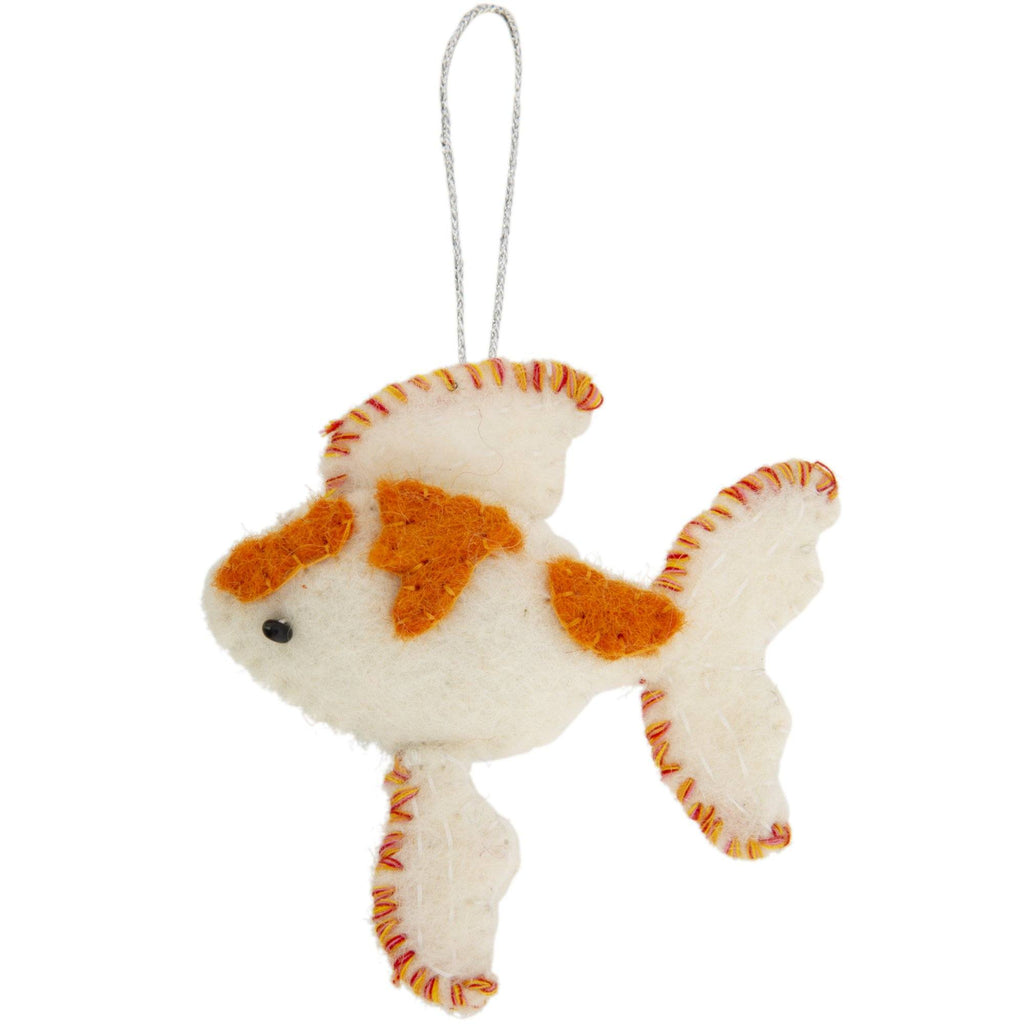 Koi Fish Ornament