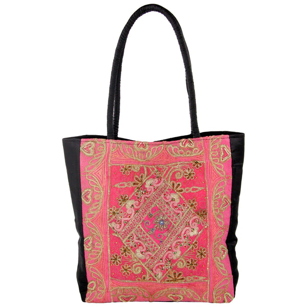 Antique Sari Tote Bag