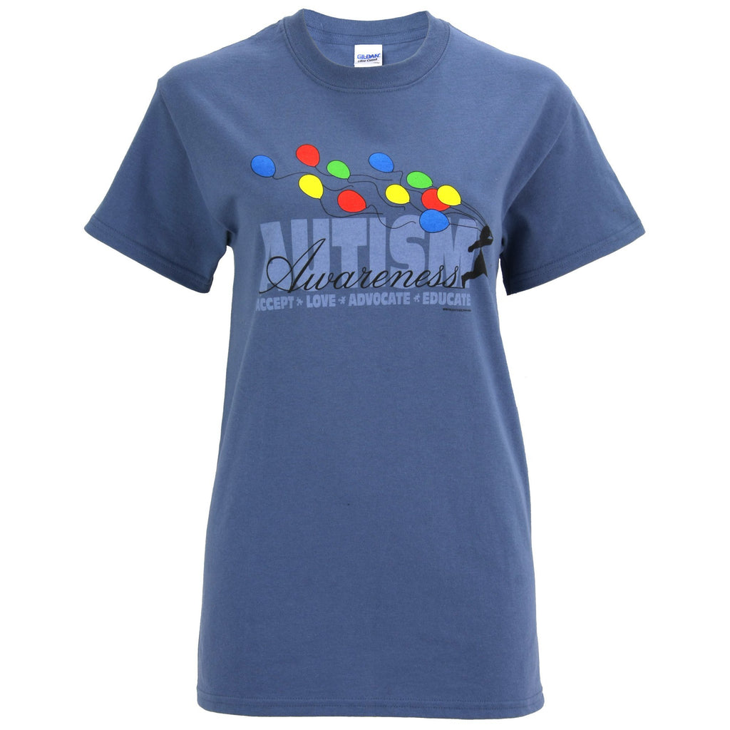 Autism Awareness Balloons T-Shirt