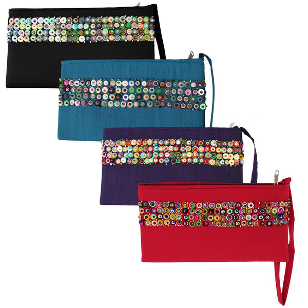 Color Pop Wristlet