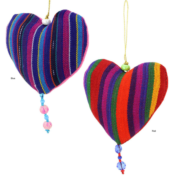 Hearts From Guatemala Ornament