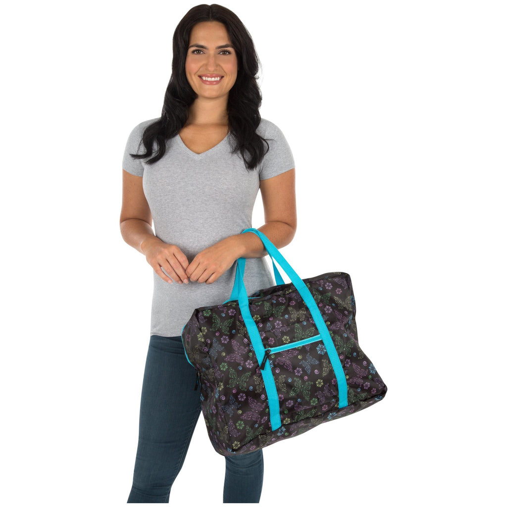 Promo - PROMO - Butterflies In Bloom Duffel Bag