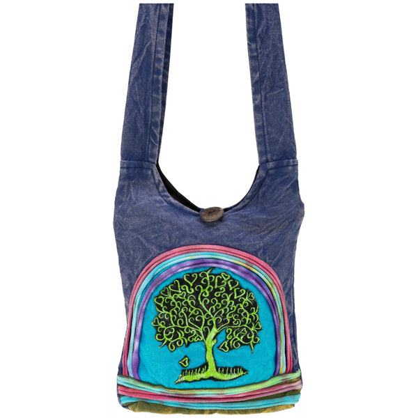 Tree Of Life Mini Sling Bag