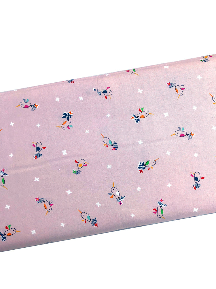 Dashwood Studio - Club Tropicana - Pink Birds - Craftyangel