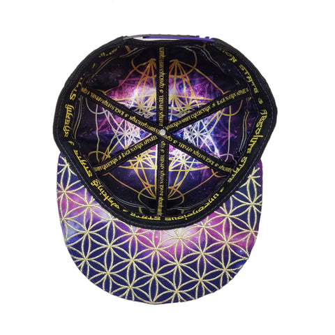 BACK IN STOCK \\ V1 OМ AWAKEN CROWN // Snapback w/ Interior Pocket