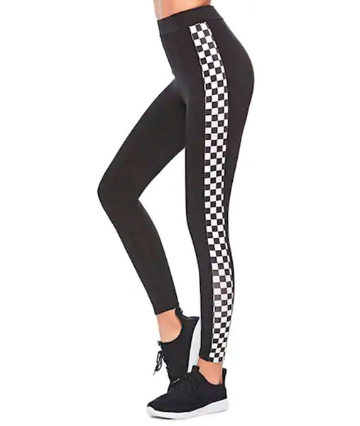 Racing Stripe Leggings