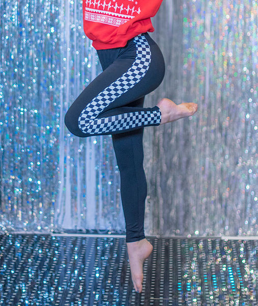Check Me Out Dancer Leggings