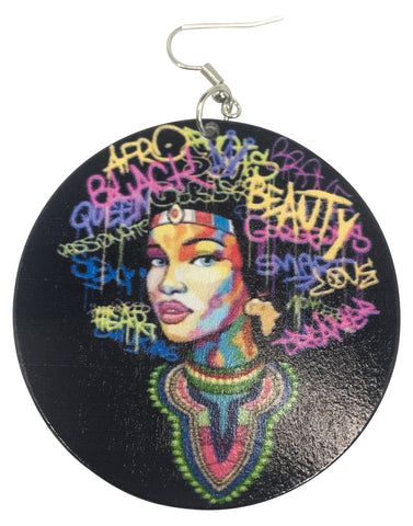sheree natural hair earrings afrocentric jewelry african american accessories fashion outfit idea accessory ear candy hairstyles tutorial graffiti beauty afro jewellery