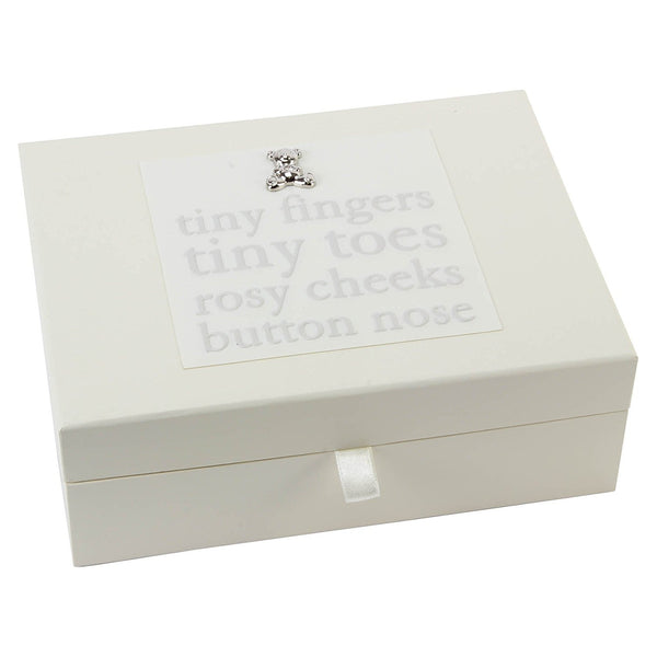Bambino Baby Keepsake Box with Drawers (CG378)