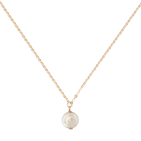 Wild Pearl necklace