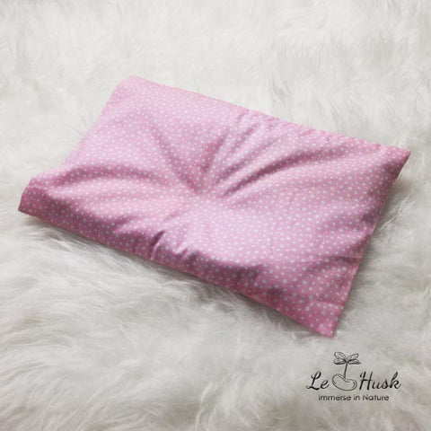 Twinkle Pink Anti Flat Head Pillow