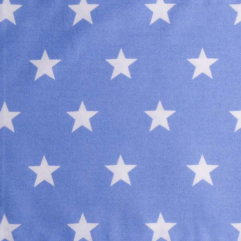 Blue Star Baby Pillow