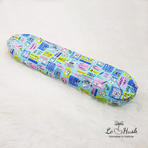 Colorful Stationery Baby Bolster