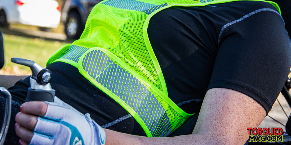 Product Review by Torqued Mag: Moonshine Videri Reflective Vest