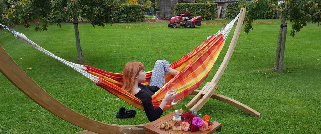 Hammock Diaries: Autumn Hammocking