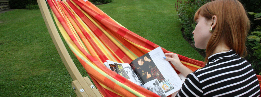 The Hammock Diaries: Life in the Slow Lane