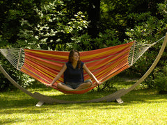 Amazonas Brasilia Hammock with Stand Set (in 4 colours)