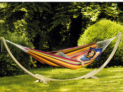 Amazonas Lambada Hammock with Stand Set (in 2 colours)