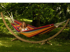 Amazonas Barbados Hammock with Stand Set (in 9 colours)