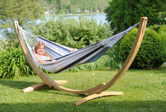 Amazonas Salsa Hammock with Stand Set (in 2 colours)