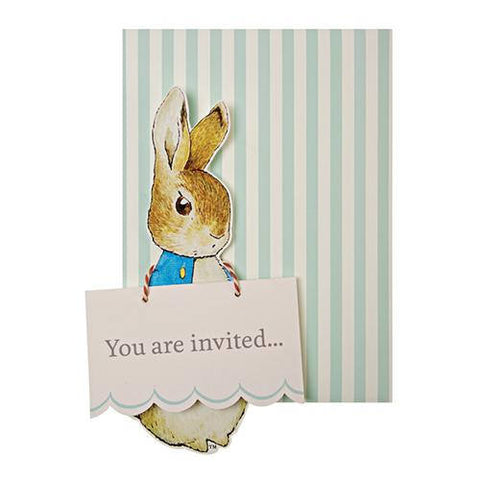 Peter Rabbit Boxed Invitations