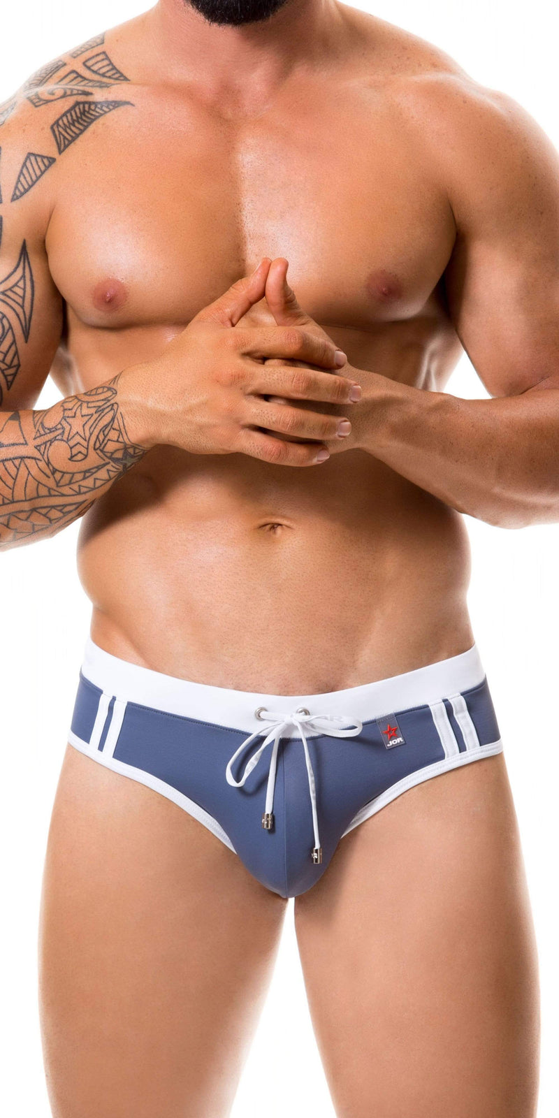 JOR Sport Swim Thong In Gray