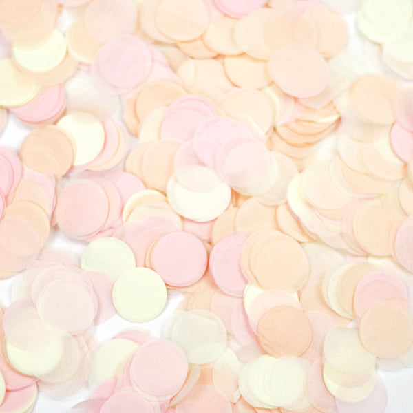 Blushing Peony Confetti, Confetti, Jamboree Party Box, Jamboree
