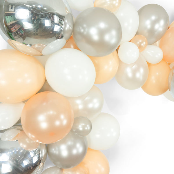 Bubbly Moscato Balloon Garland Kit, , Jamboree Party Box, Jamboree
