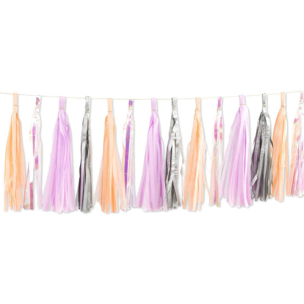 Tassel Garlands - Lilac Dream Tassels