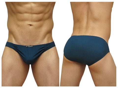 ErgoWear EW0222 FEEL Suave Long Boxer Color Black