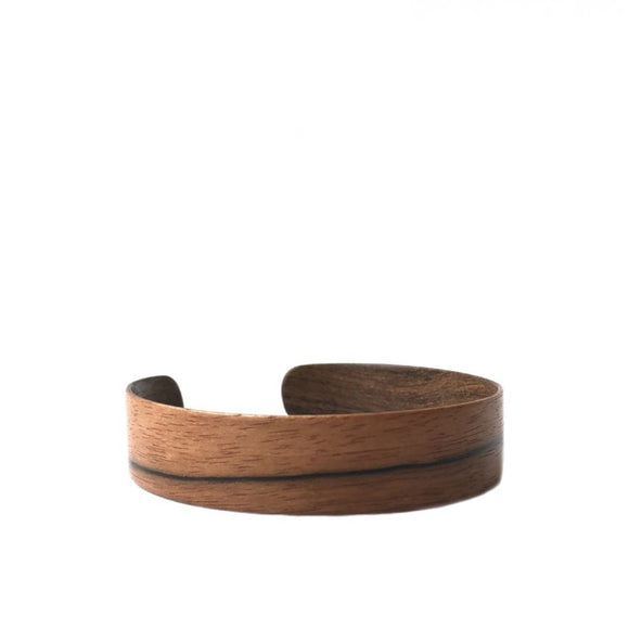 Steam-Bent Wood Bracelet - Andalog
