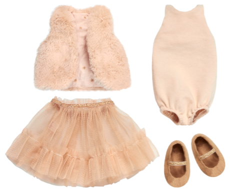 Dance princess set para Medium - Miss Coppelia