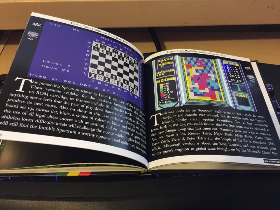 PDF - The Little Book of ZX Spectrum Games - Fusion Retro Books