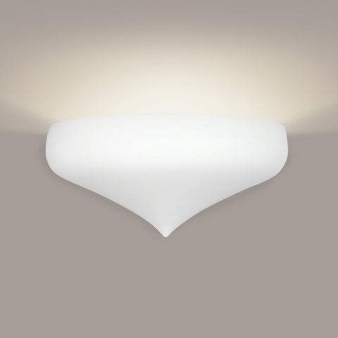 A19 1000-CFL13-A31 Islands of Light Collection Vancouver Satin White Finish